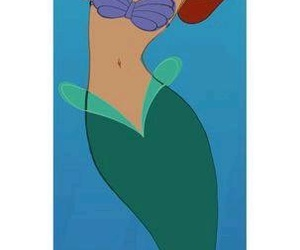 princess and the little mermaid image