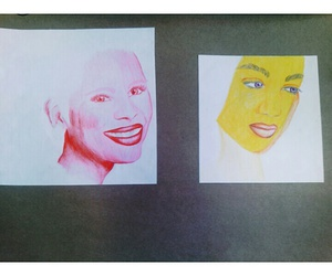 faces, mypassion, and artislife image