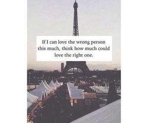 paris, quote, and love image