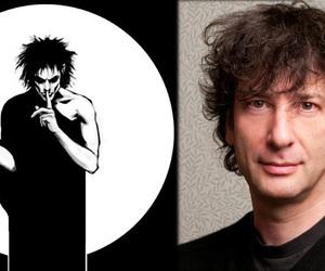 artwork, inspiration, and Neil Gaiman image