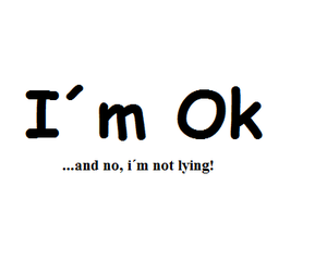 is ok not to be ok image