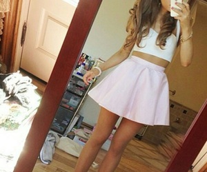 ariana grande, ariana, and outfit image