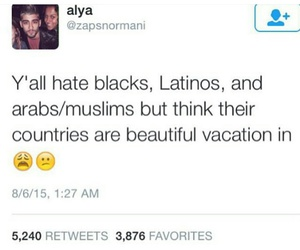LATINAS, racist, and facts image