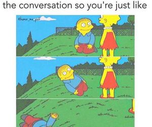funny, simpsons, and lol image