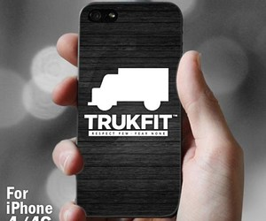 case, Logo, and trukfit image