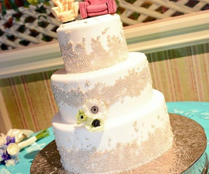 cake, disney, and sweet image