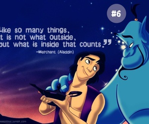 aladdin, disney, and quotes image