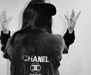 chanel, swag, and paris image