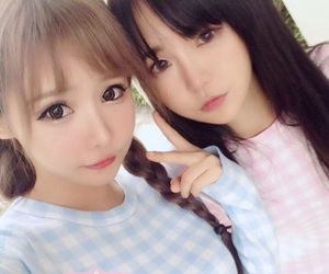 asian, ulzzang, and friends image