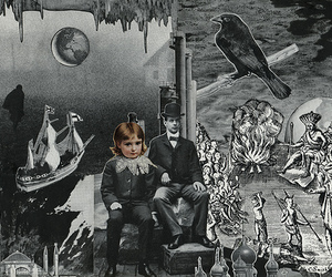 Collage, experimental, and Paper image