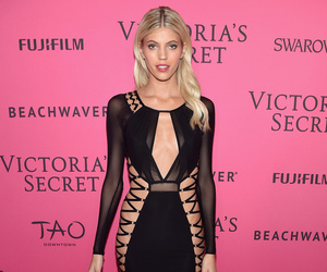 vs, devon windsor, and model image