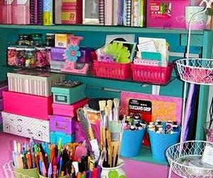 school, book, and diy image