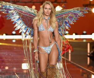 candice swanepoel, Victoria's Secret, and angel image