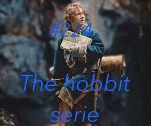 hobbit, movie, and serie image