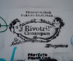argentina, mar del plata, and spray paint image