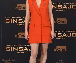 Jennifer Lawrence, mockingjay, and love image