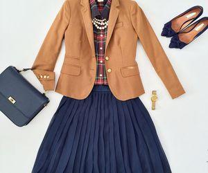 classy, fall, and fashion image