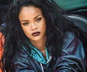 beautiful, pretty, and rihanna image