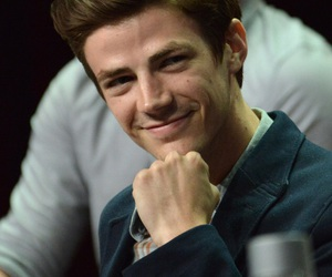 grant gustin, the flash, and grant image