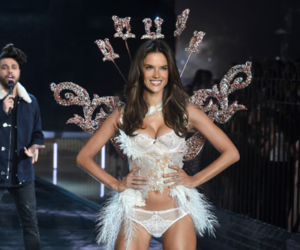 alessandra ambrosio, Victoria's Secret, and angel image