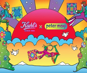 peter max, cosmetique, and kiehl's image