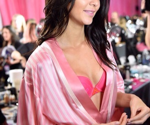 kendall jenner, model, and pink image