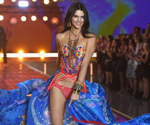 kendall jenner, model, and Victoria's Secret image