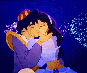 love and disney. aladin image