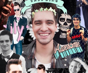 brendon, Collage, and patd image