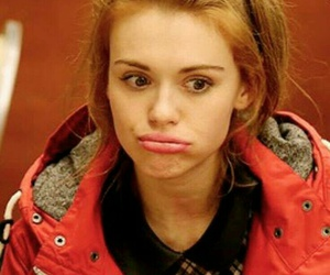 holland roden, teen wolf, and icon image