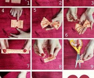 bows, how to, and wanna dance image