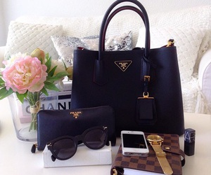 classy, Louis Vuitton, and Prada image