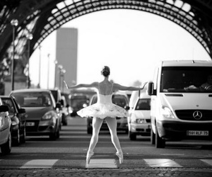 ballet, dance, and car image