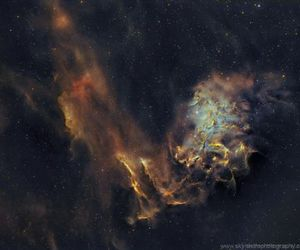 space, amazing, and galaxy image