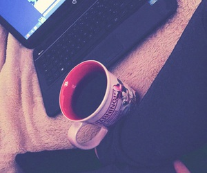 cocooning, tea, and tumblr image