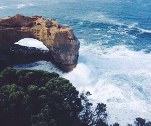 aesthetic, nature, and sea image