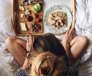 food, healthy, and morning image
