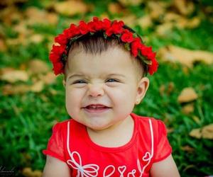 criança sorridente image