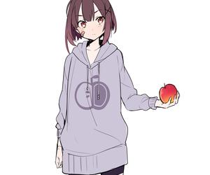 anime and hoodie image
