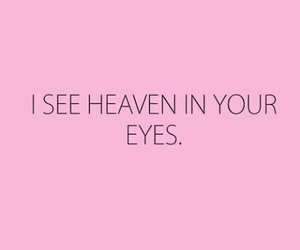 eyes and heaven image