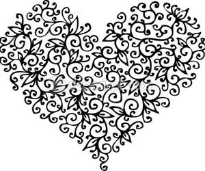 serce miłość image