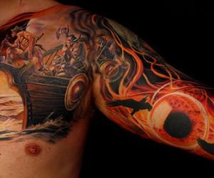 tattoo and vikings image