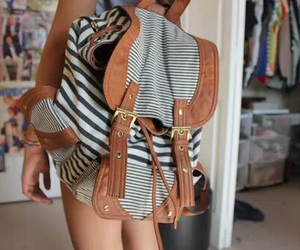 quality, tumblr, and backpack image