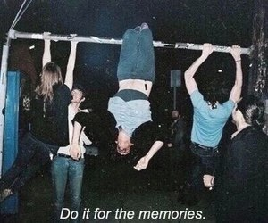 grunge, memories, and friends image