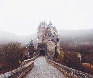 castle, germany, and eltz castle image