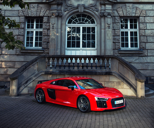 audi, audi r8, and car image
