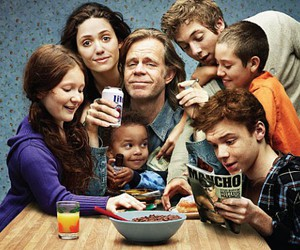shameless, series, and family image