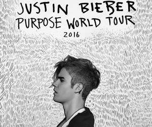 justin bieber, purpose, and 2016 image