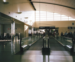 photography, airport, and beautiful image