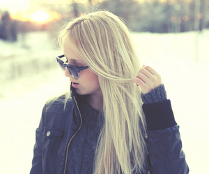 beautiful, finland, and girl image